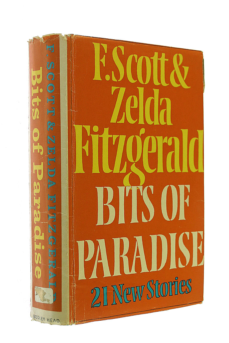 Image for Bits of Paradise: 21 uncollected Stories