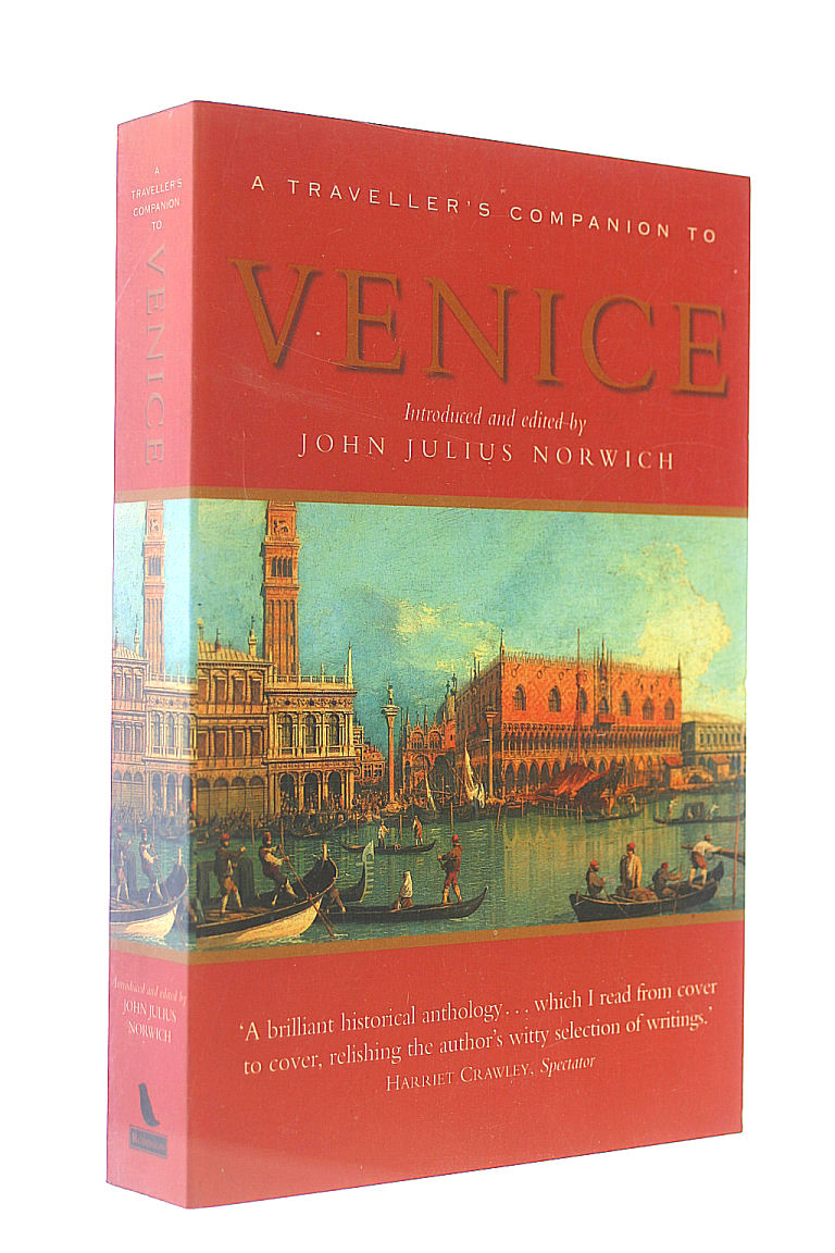 Image for Venice, A Travellers Companion