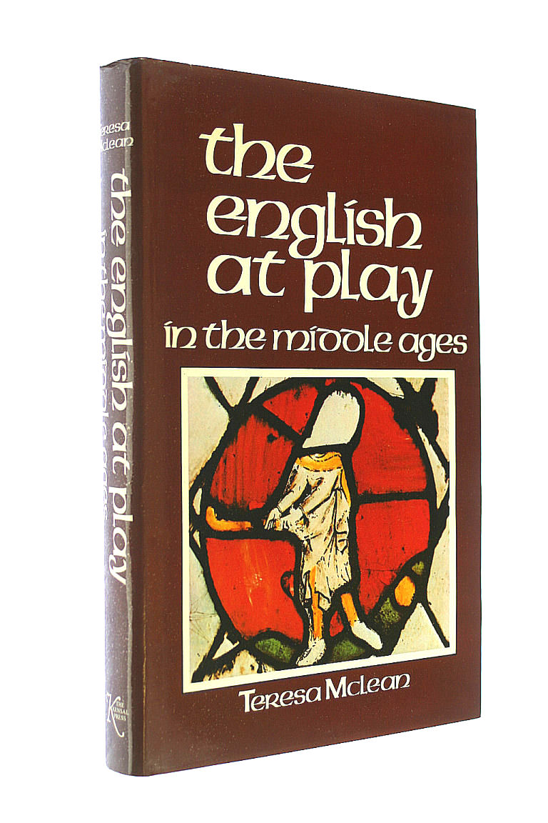 Image for The English at Play in the Middle Ages