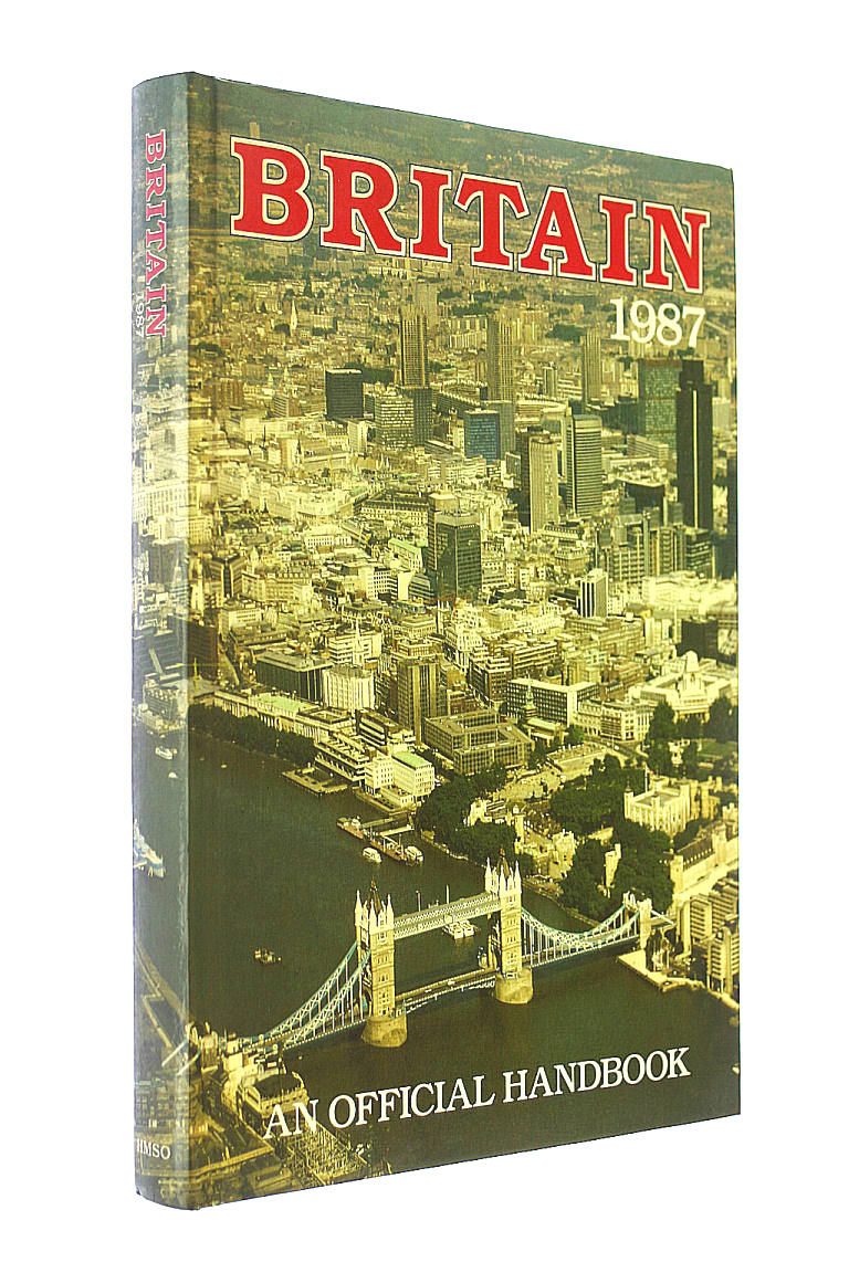 Image for Britain, 1987. an Official Handbook (UK the Official Yearbook of the UK)