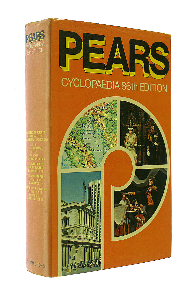 Image for Pears Cyclopaedia 1977-1978