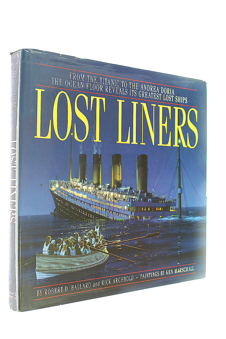 Image for Lost Liners