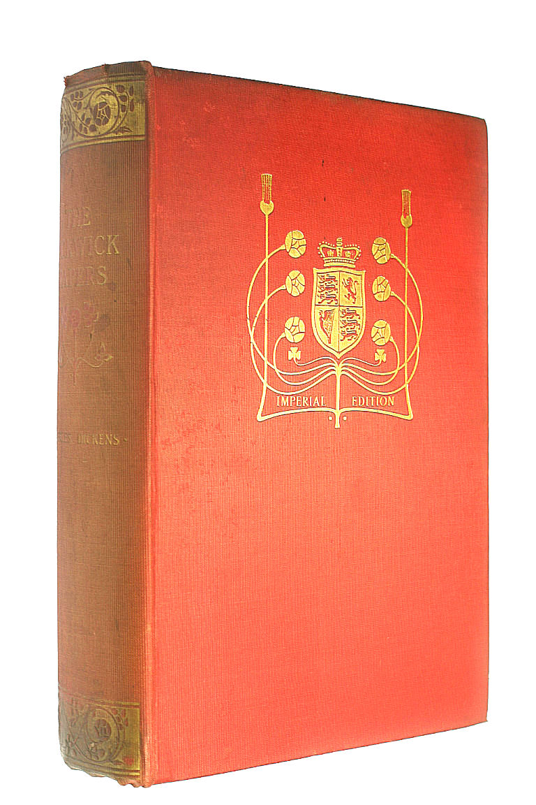 DICKENS, CHARLES - The Posthumous Papers of the Pickwick Club