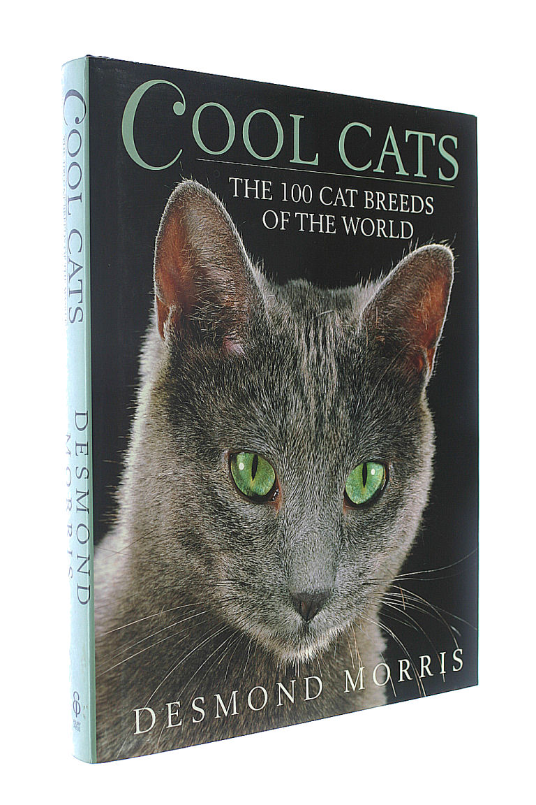 Image for Cool Cats: The 100 Cat Breeds of the World