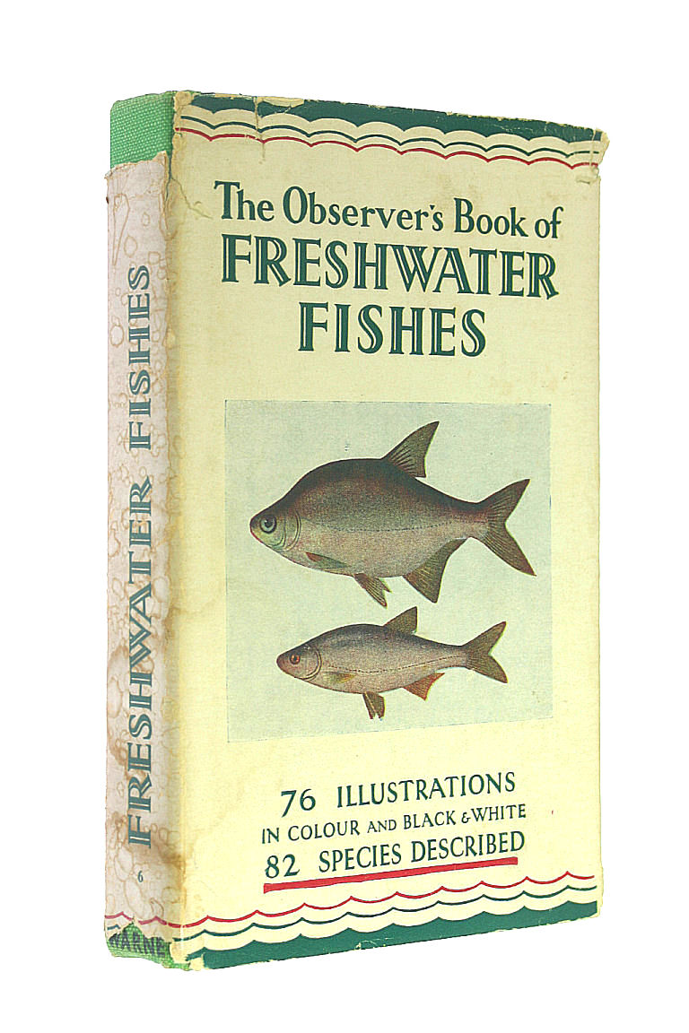 Image for The Observer's Book Of Freshwater Fishes