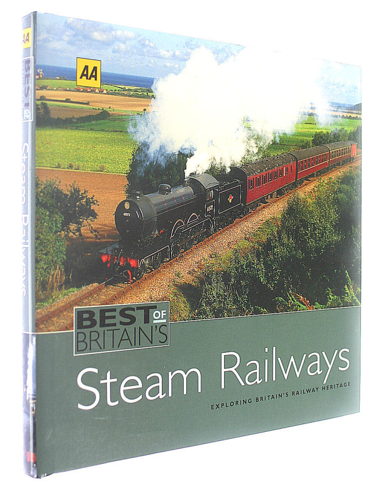Image for AA the Best of Britain's Steam Railways
