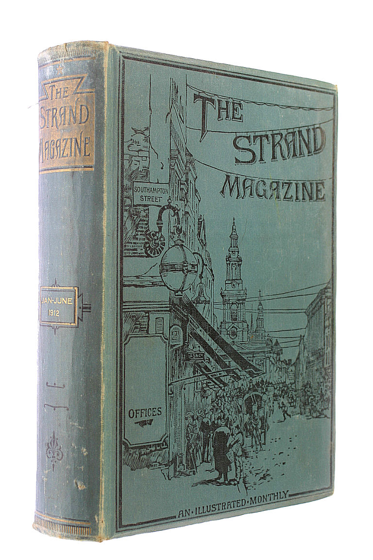 Image for The Strand Magazine Jan - Jun 1912
