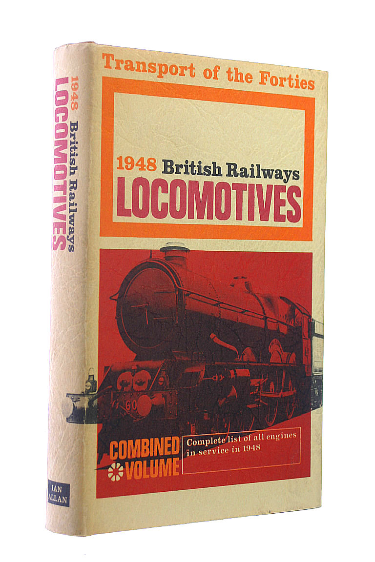 Image for British Railways Locomotives 1948 (Transport of the Forties)