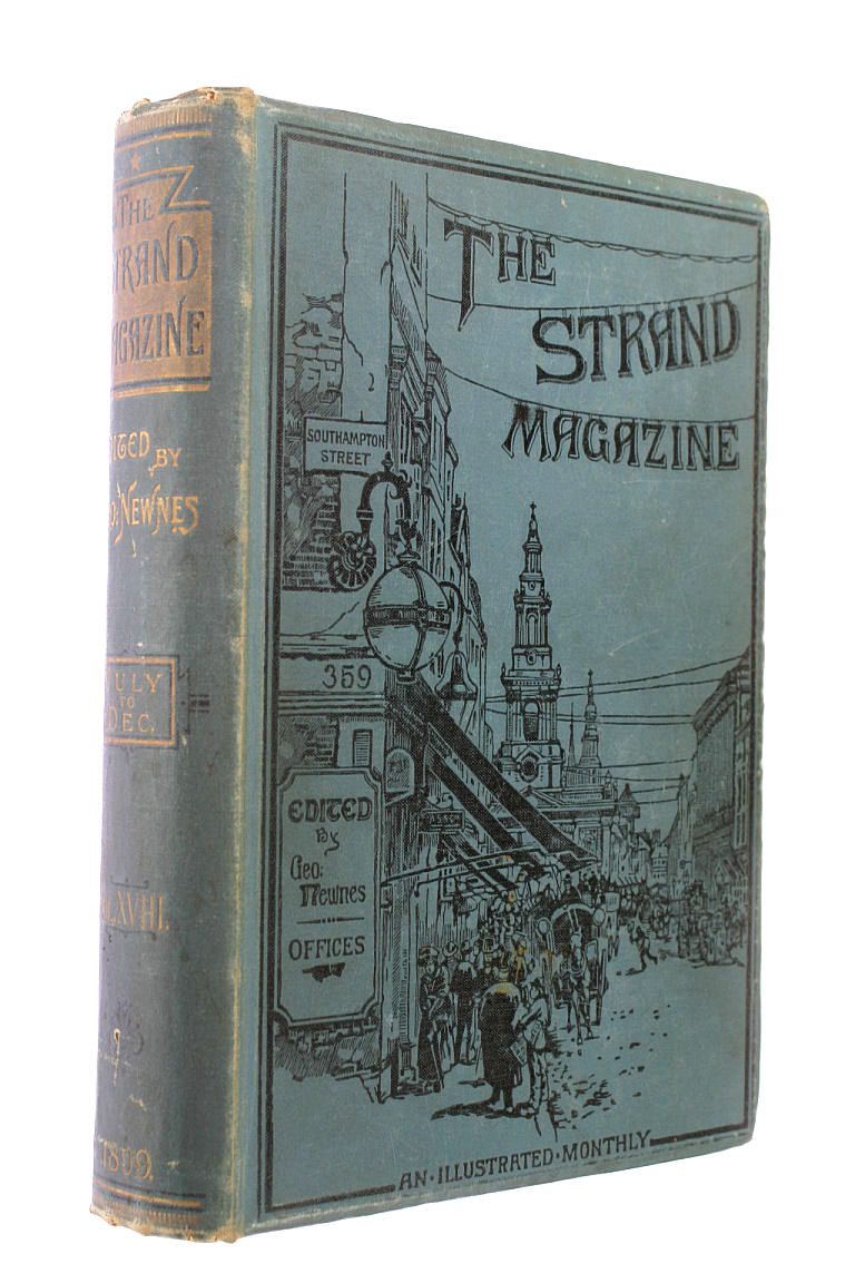 Image for The Strand Magazine Vol. XVIII: July to December, 1899