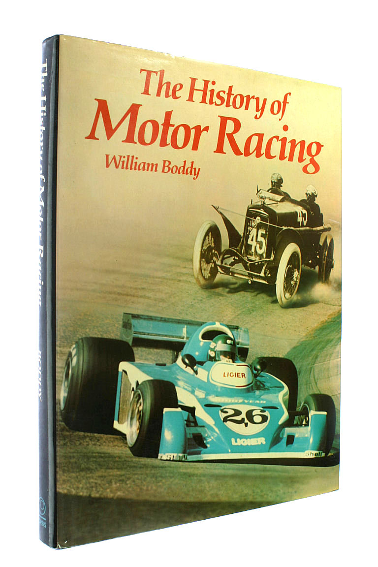 Image for History of Motor Racing
