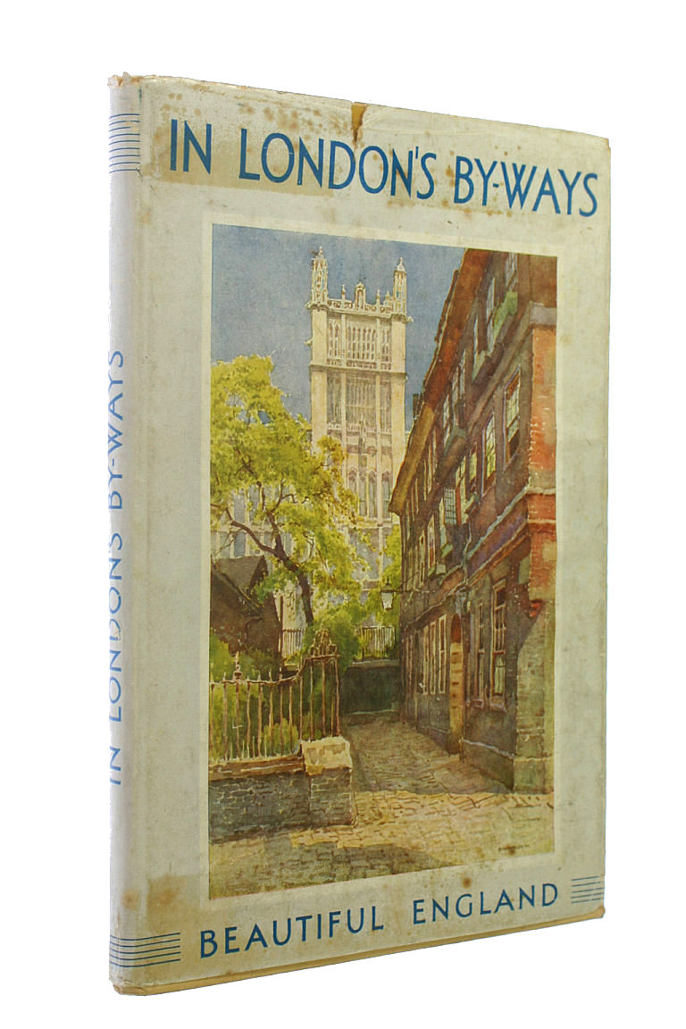 Image for In London's By-Ways