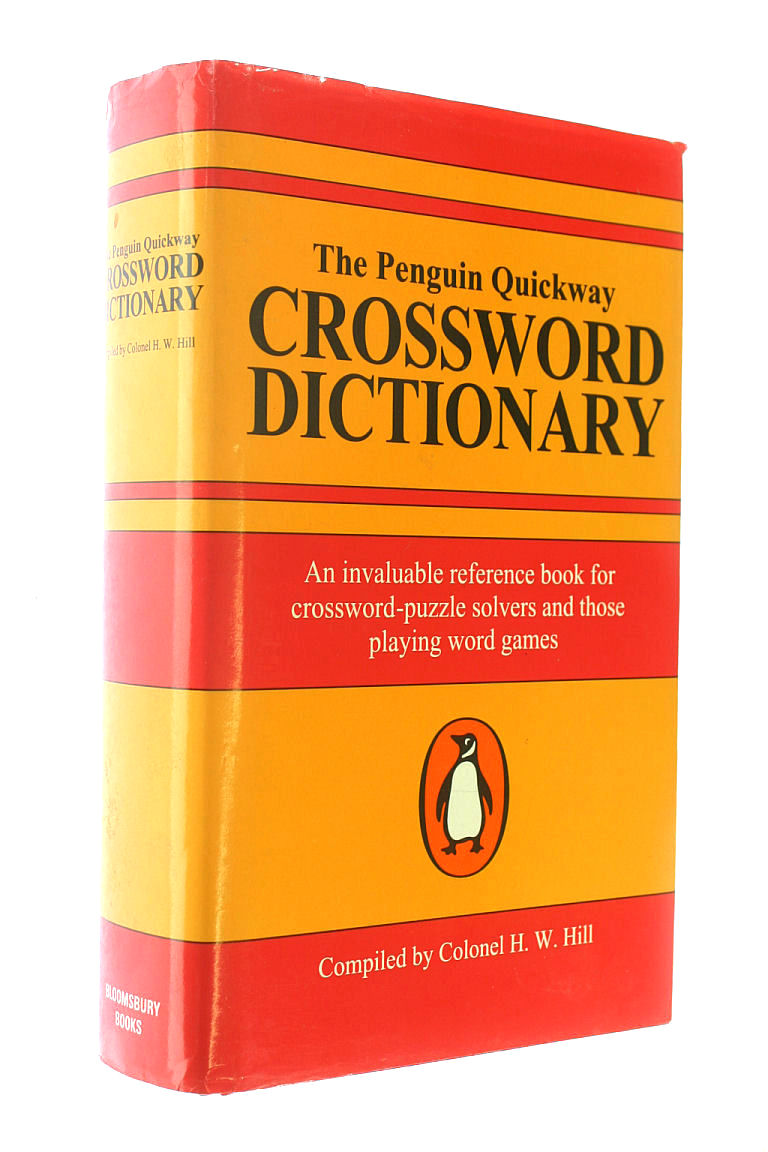 Image for Penguin Quickway Crossword Dictionary
