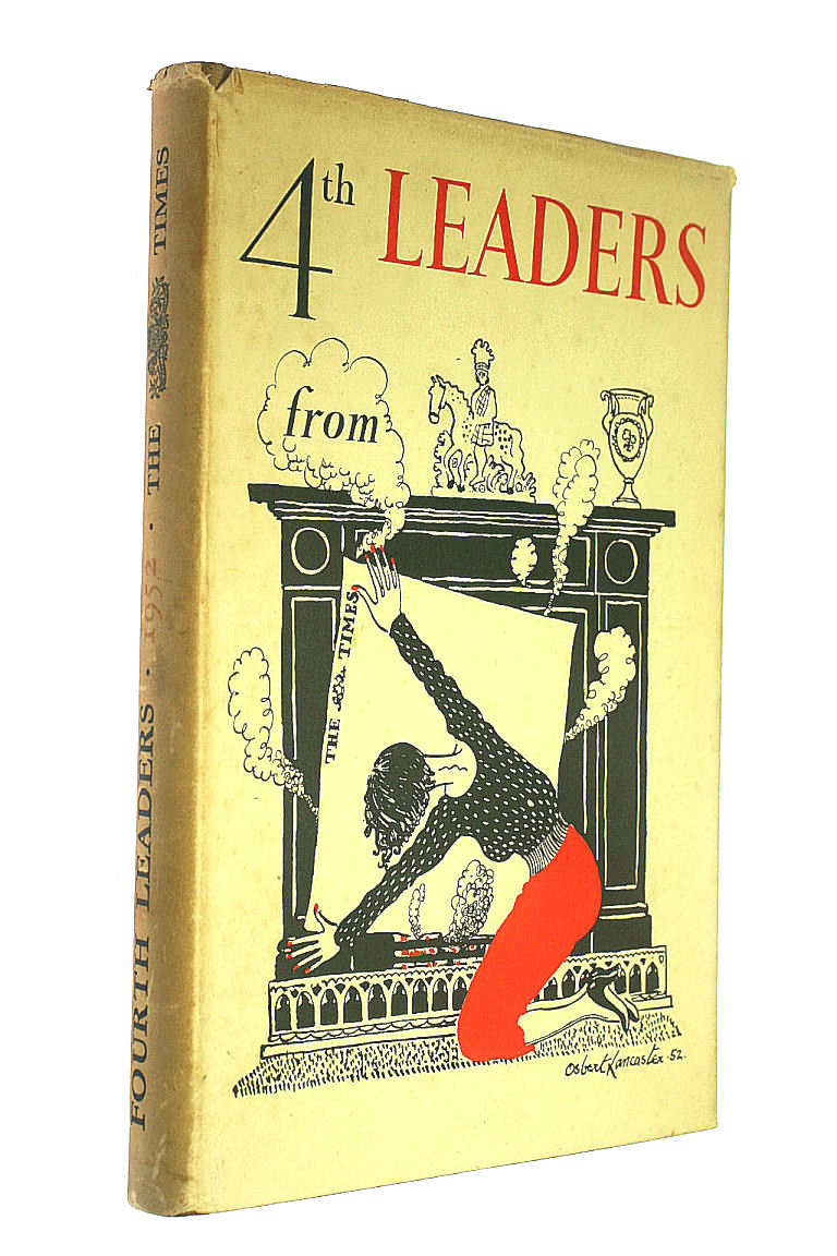 Fourth Leaders From The Times 1952, Various.