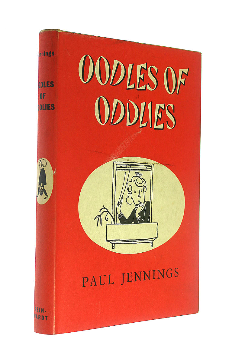 Image for Oodles of Oddlies