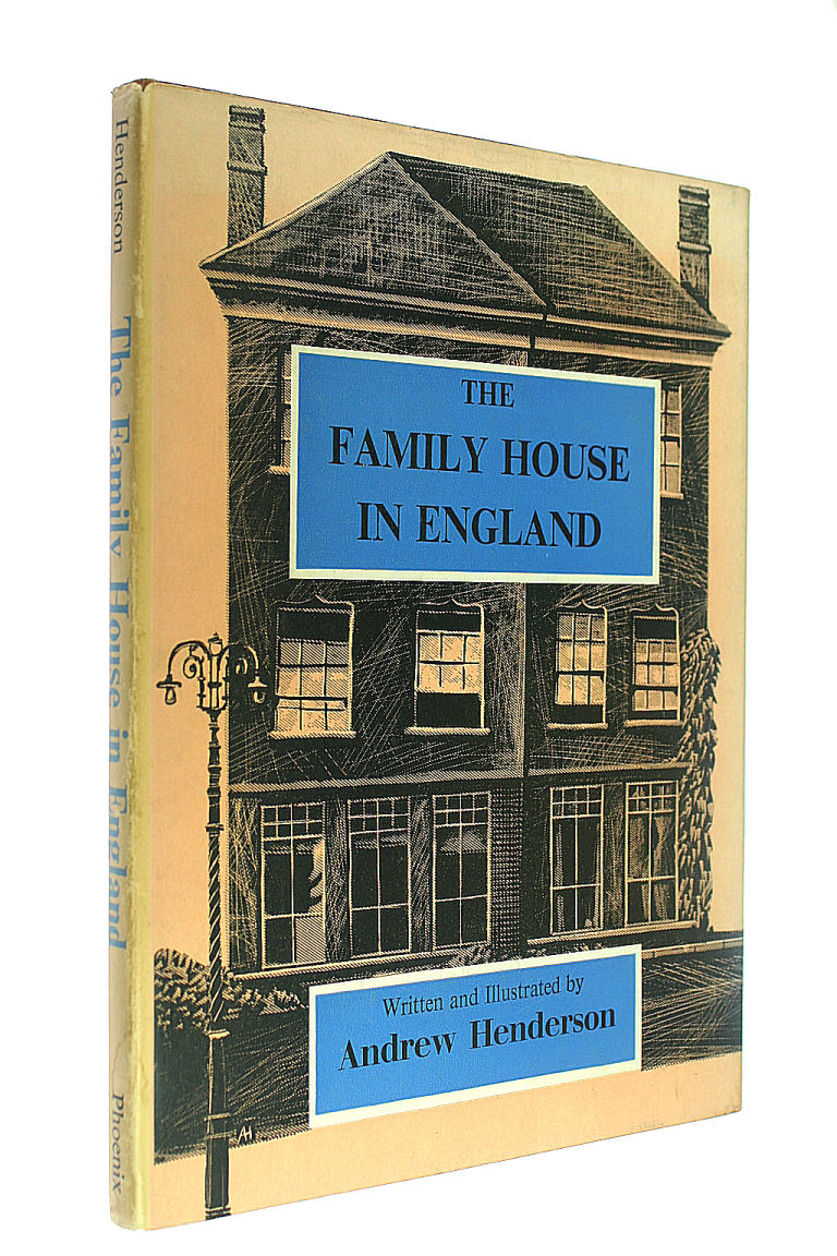 Image for The Family House In England