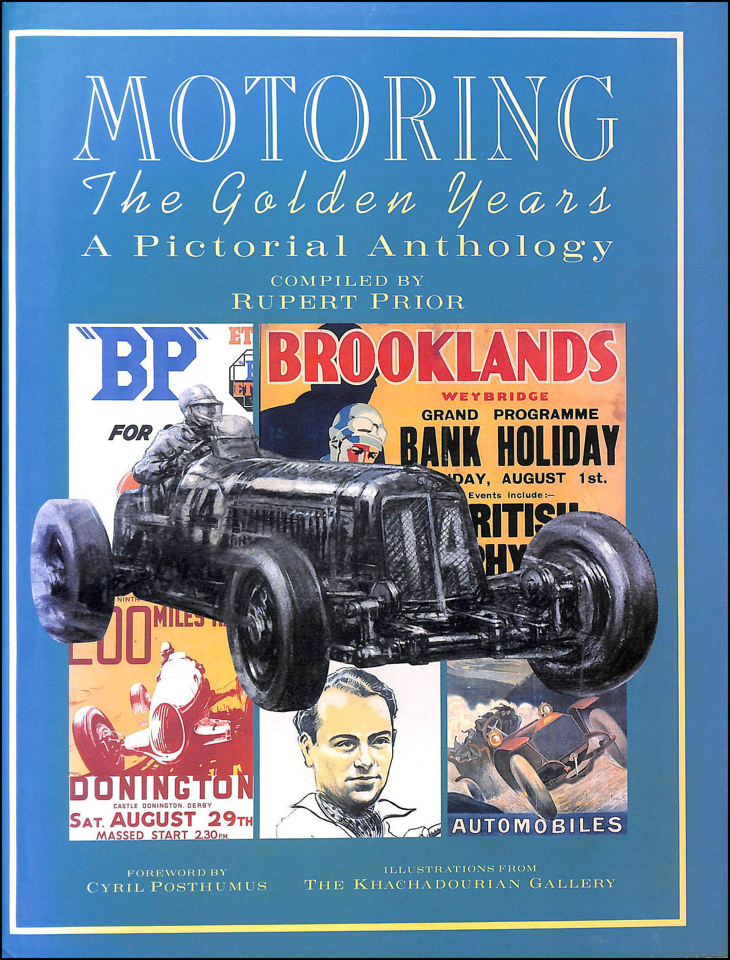 Image for Motoring: The Golden Years - A Pictorial Anthology
