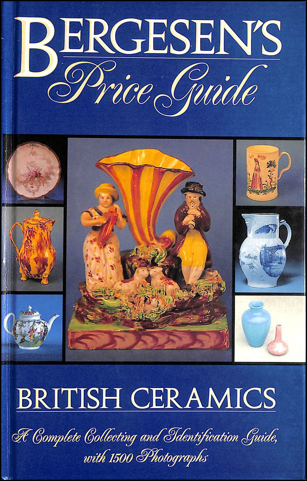 Image for Bergesen's British Ceramics Price Guide 1993