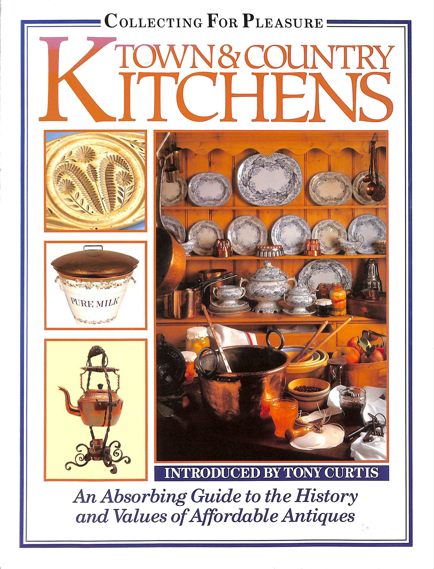 Image for Town and Country Kitchens (Collecting for Pleasure S.)