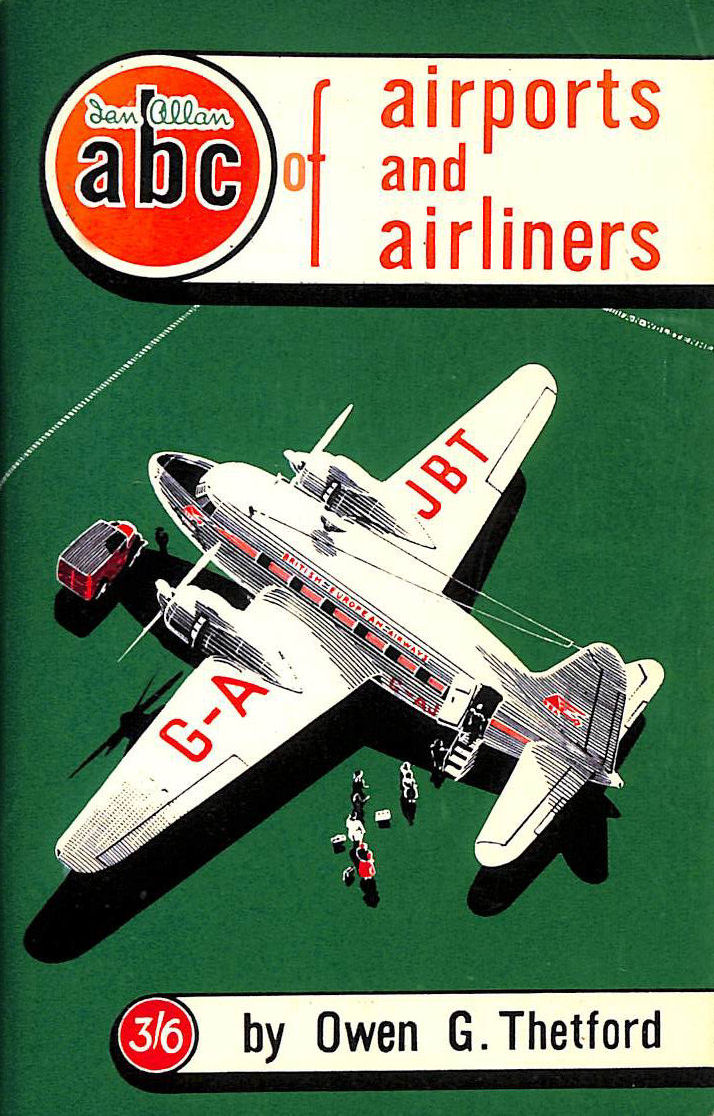 Image for Airports and Airliners, 1948 (Ian Allan abc)