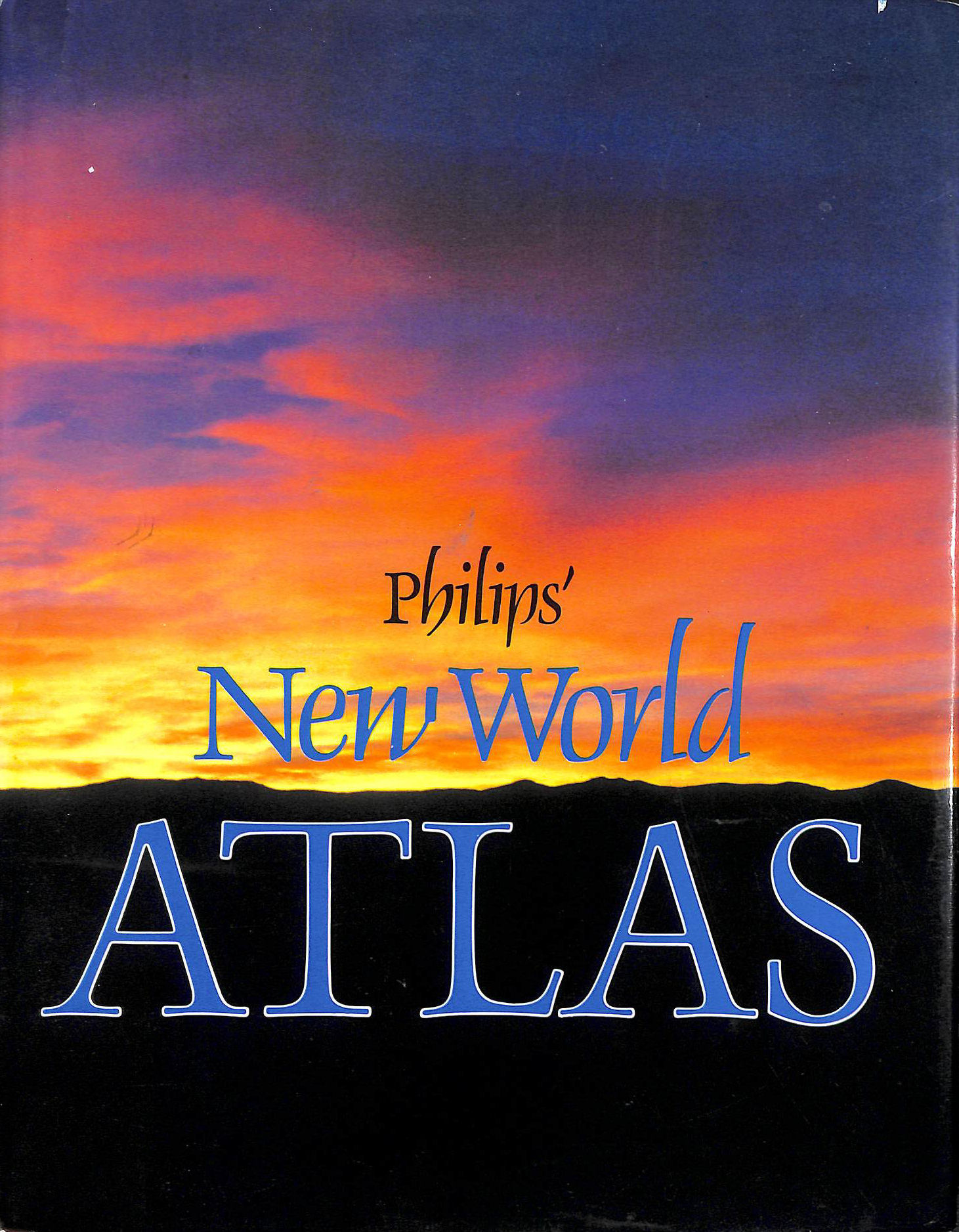 Image for philips' New World Atlas