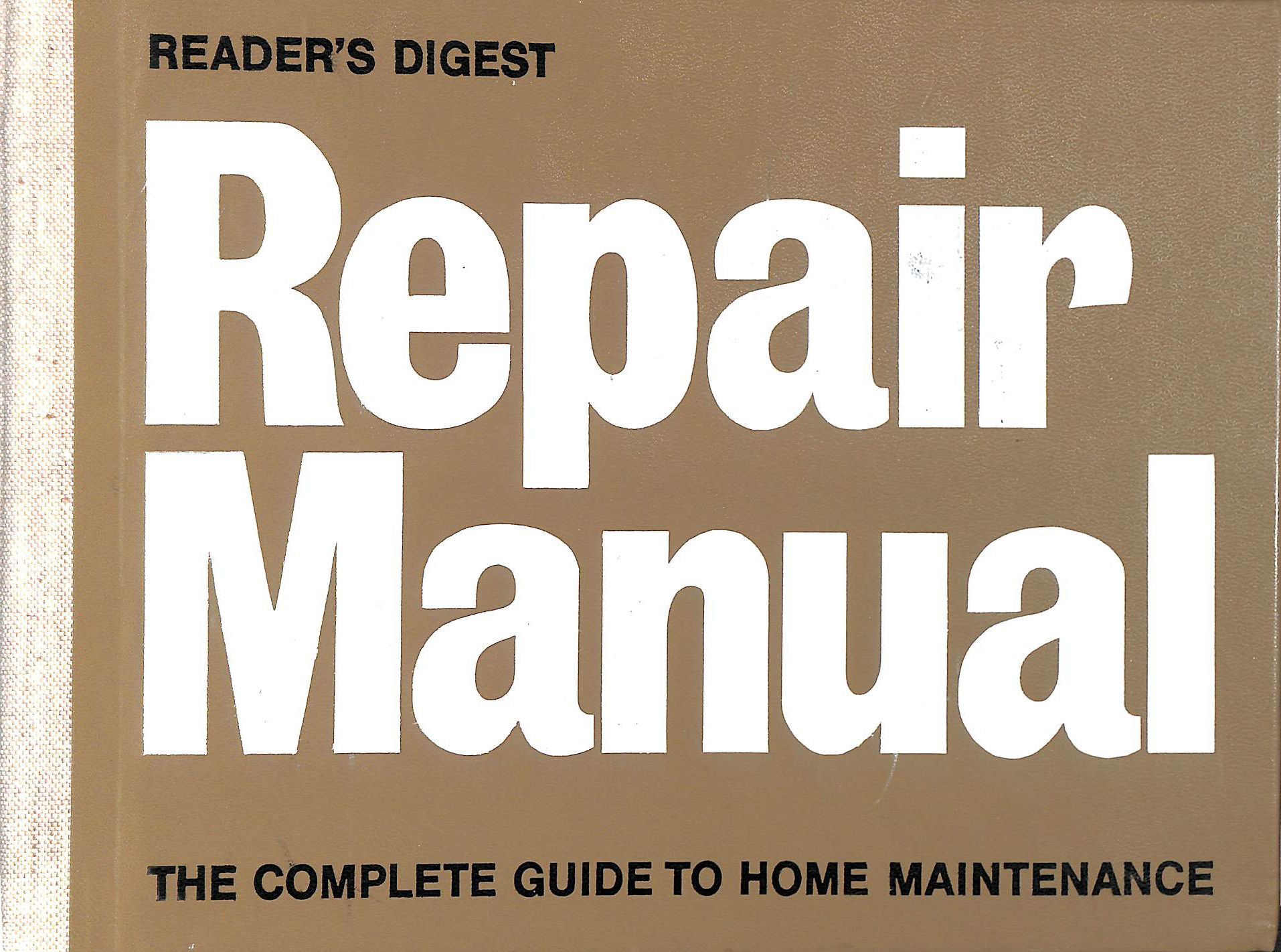 Image for Repair Manual