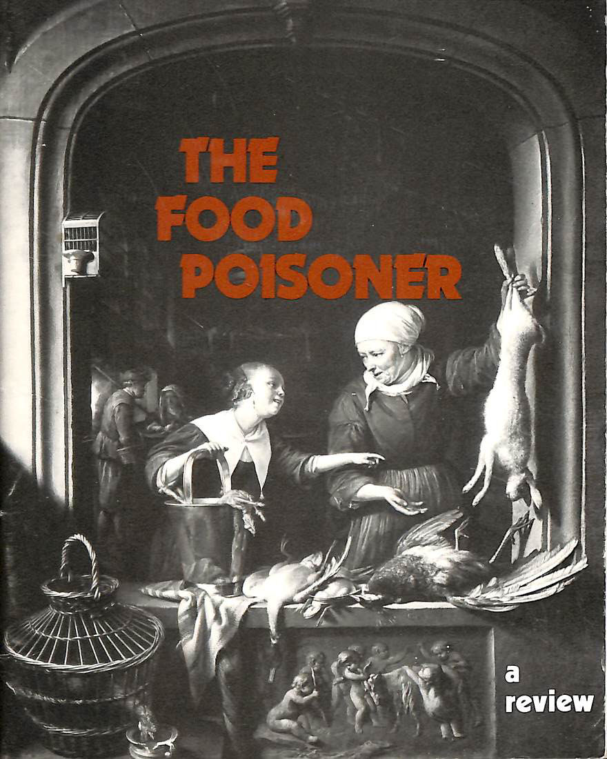 Image for Salmonella : The Food Poisoner