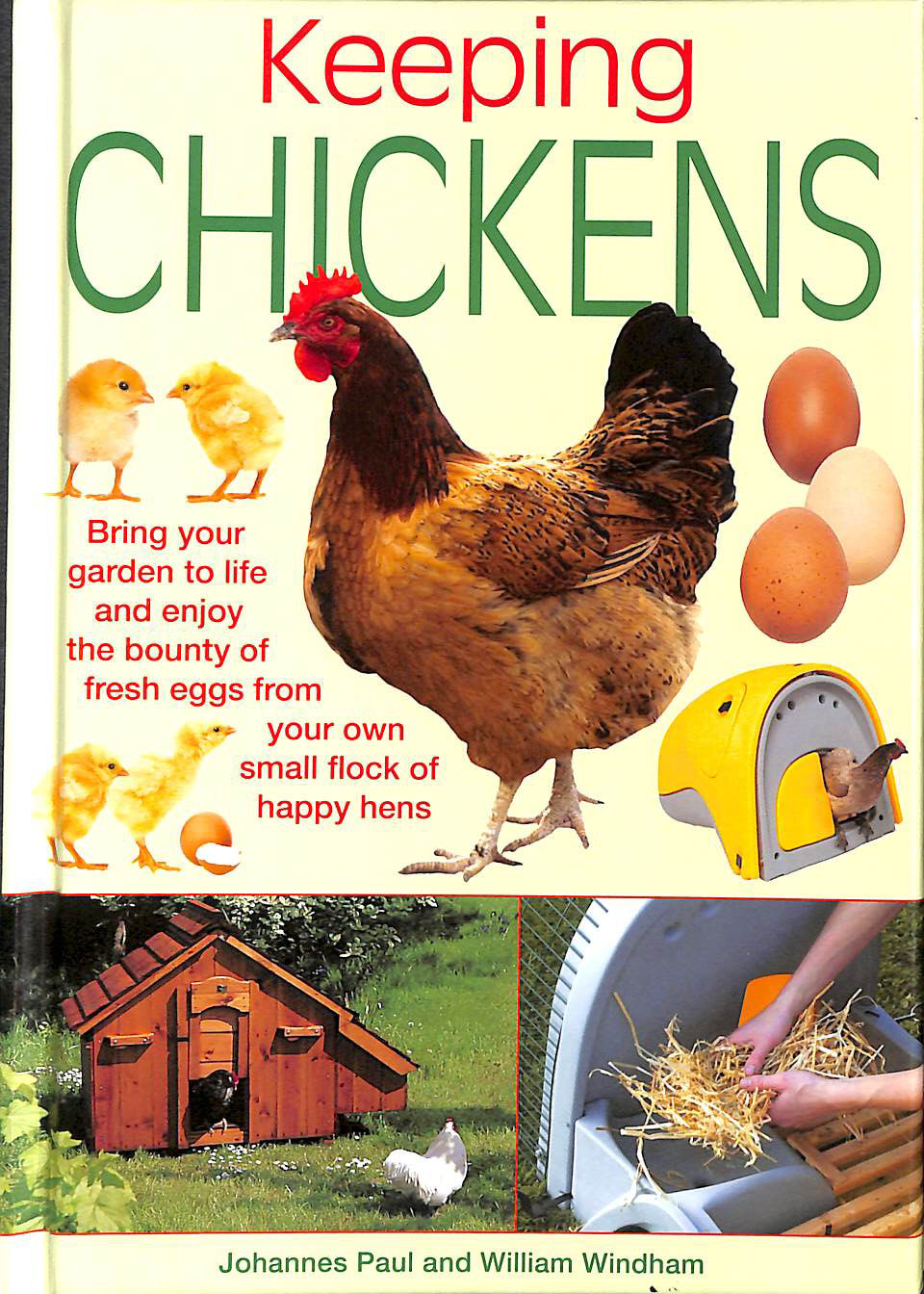 Image for Keeping Pet Chickens