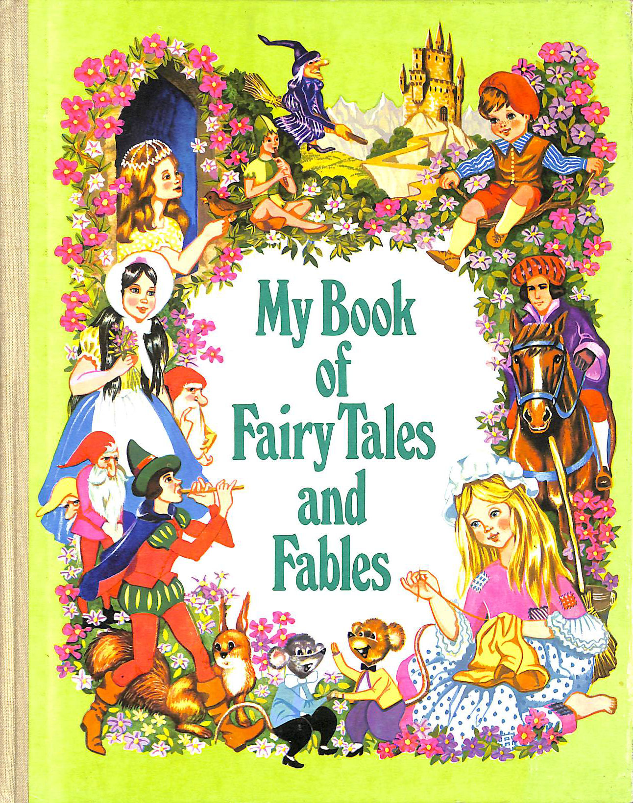 Image for My Book Of Fairy Tales And Fables.