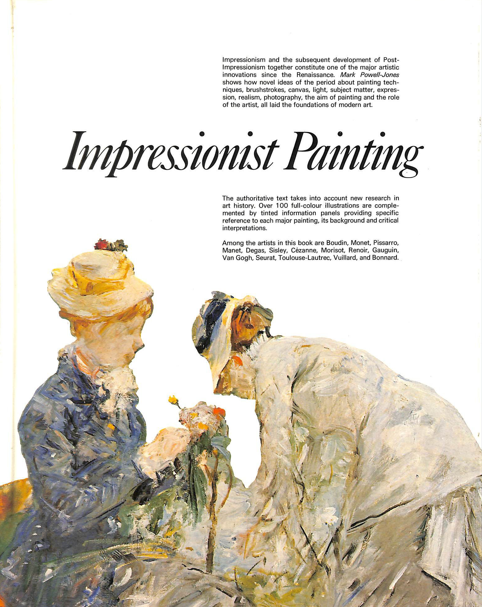 Image for Impressionist Painting (Phaidon gallery)