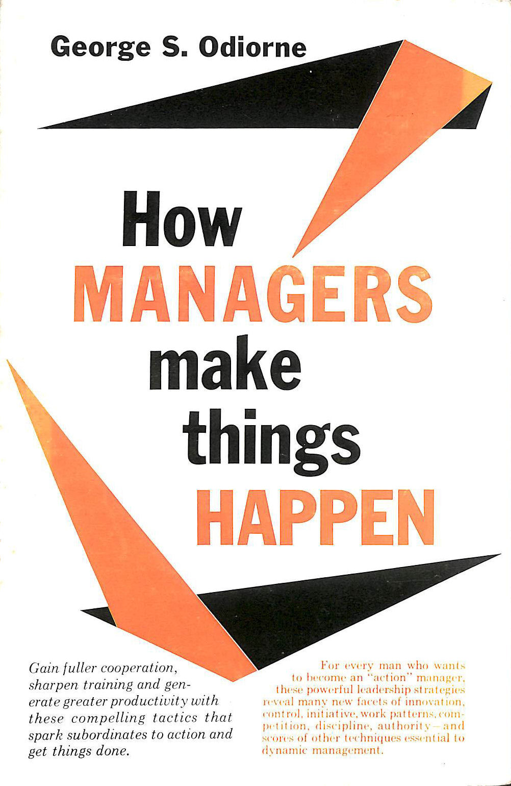 Image for How Managers Make Things Happen
