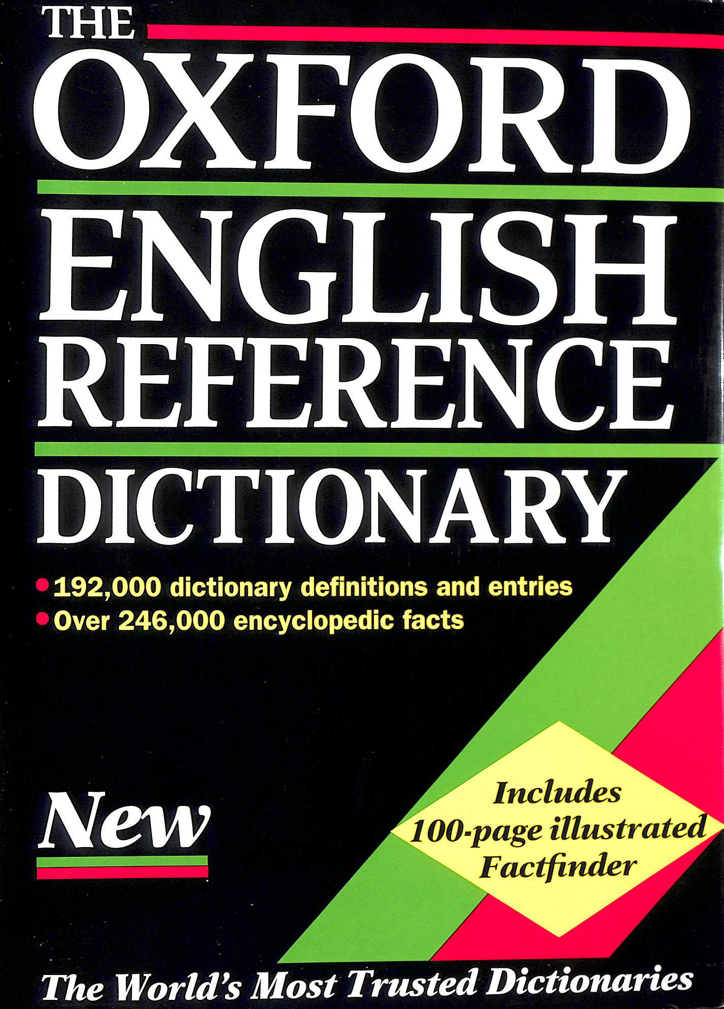 Image for The Oxford English Reference Dictionary