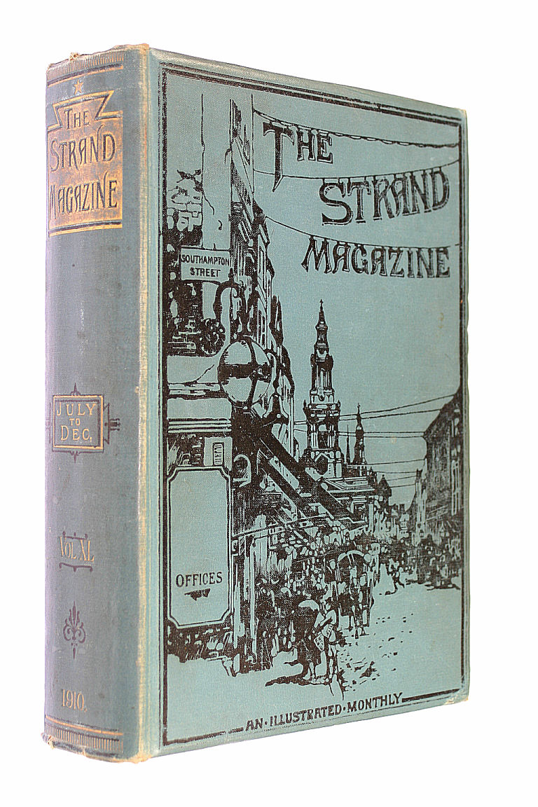 Image for The Strand Magazine Vol. 40 , 1910 July To December