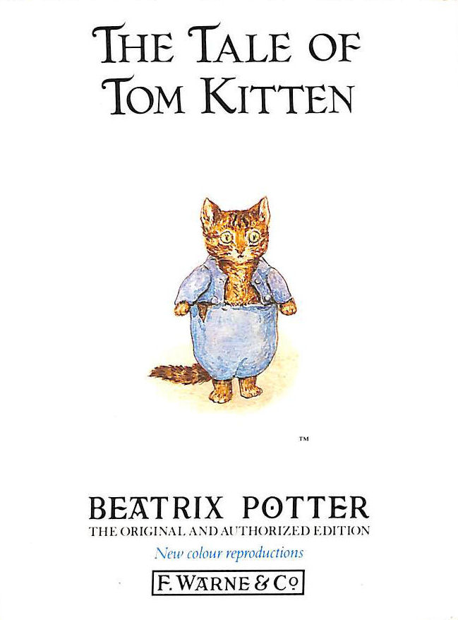 Image for The Beatrix Potter Treasury - The Tailor of Gloucester, The Tale of Tom Kitten, The Tale of The Flopsy Bunnies, The Tale of Pigling Bland