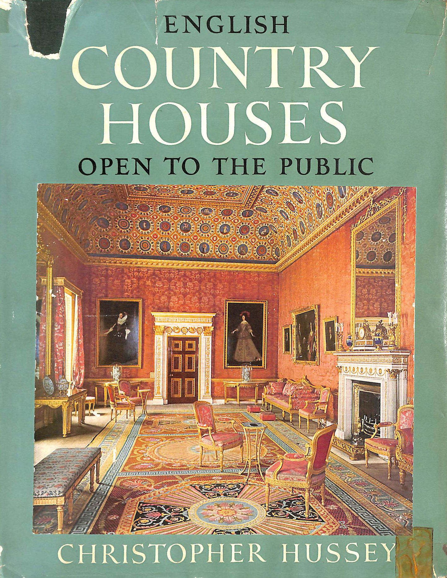 English country houses open to the public, Hussey, Christopher