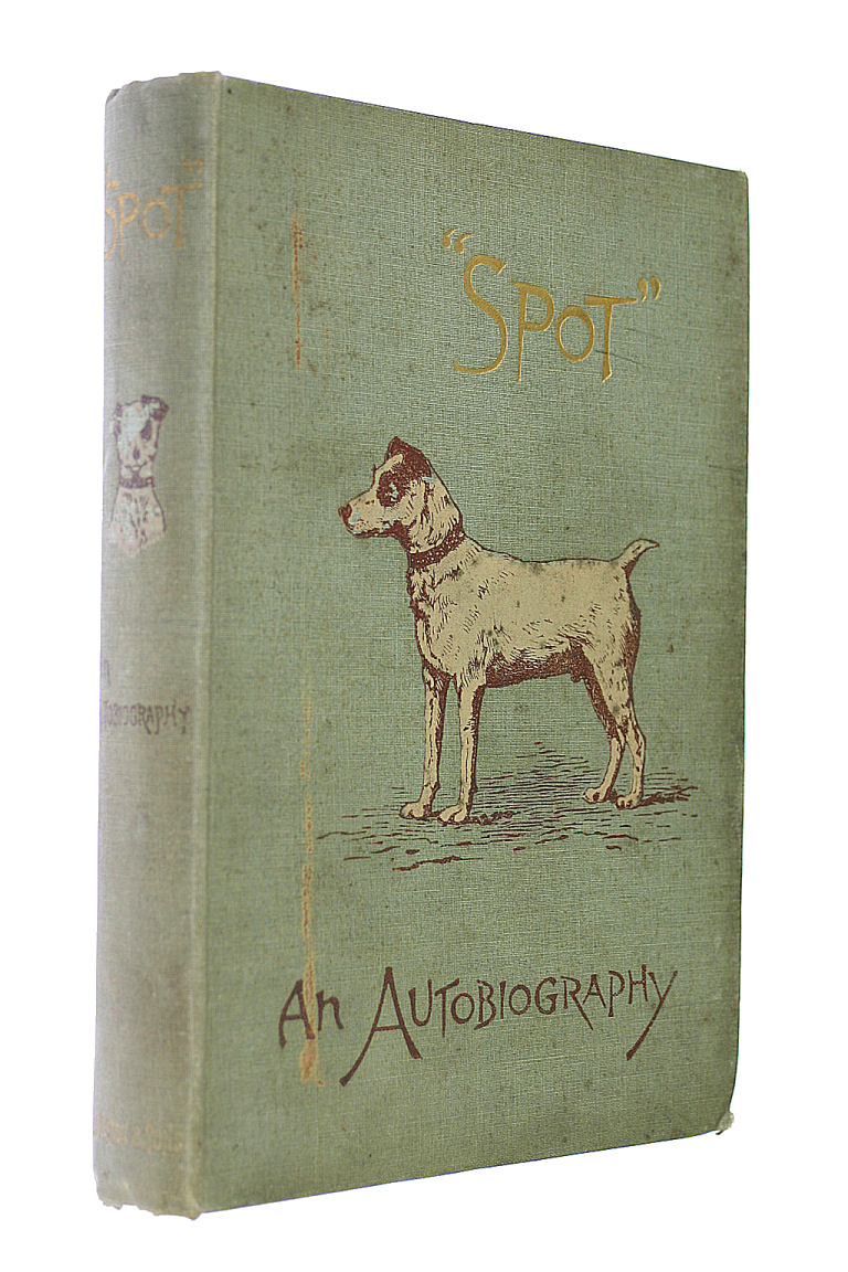 """""""Spot'' An Autobidography, Cecil Aldin (Illustrated By)"""