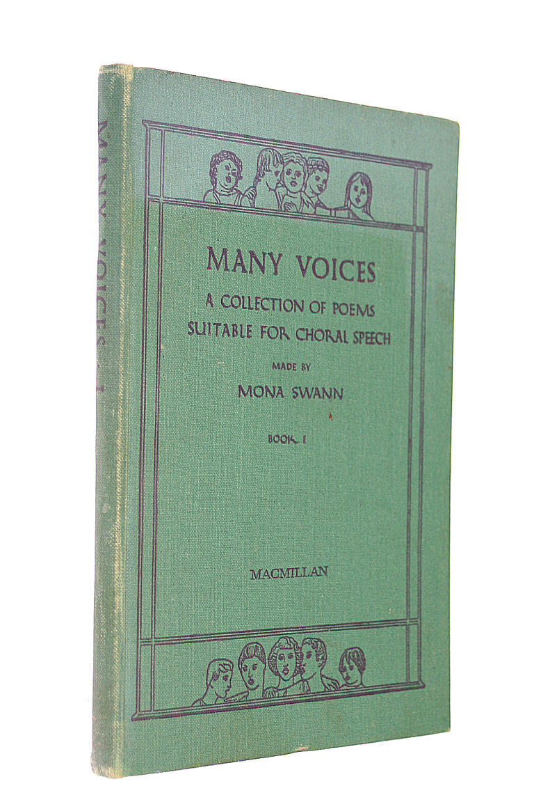 Many Voices Book I (Of 3), Mona Swann