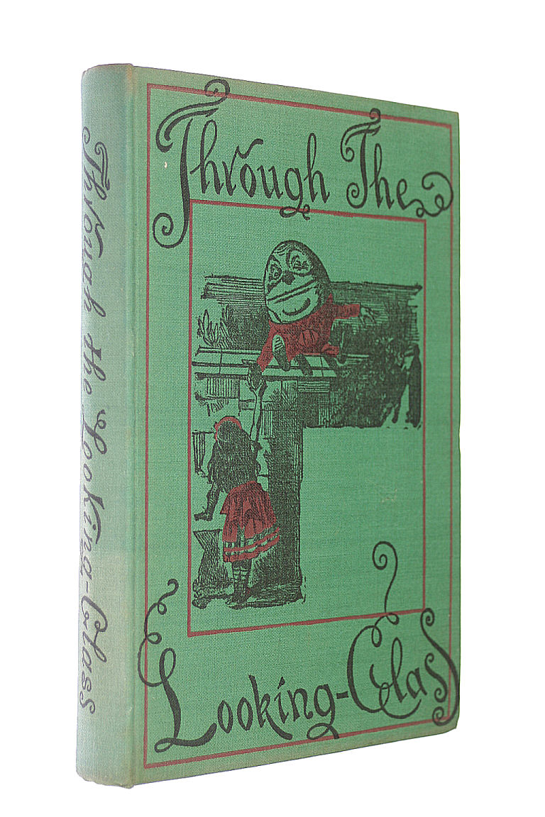 Through The Looking-Glass: And What Alice Found There, Lewis Carroll