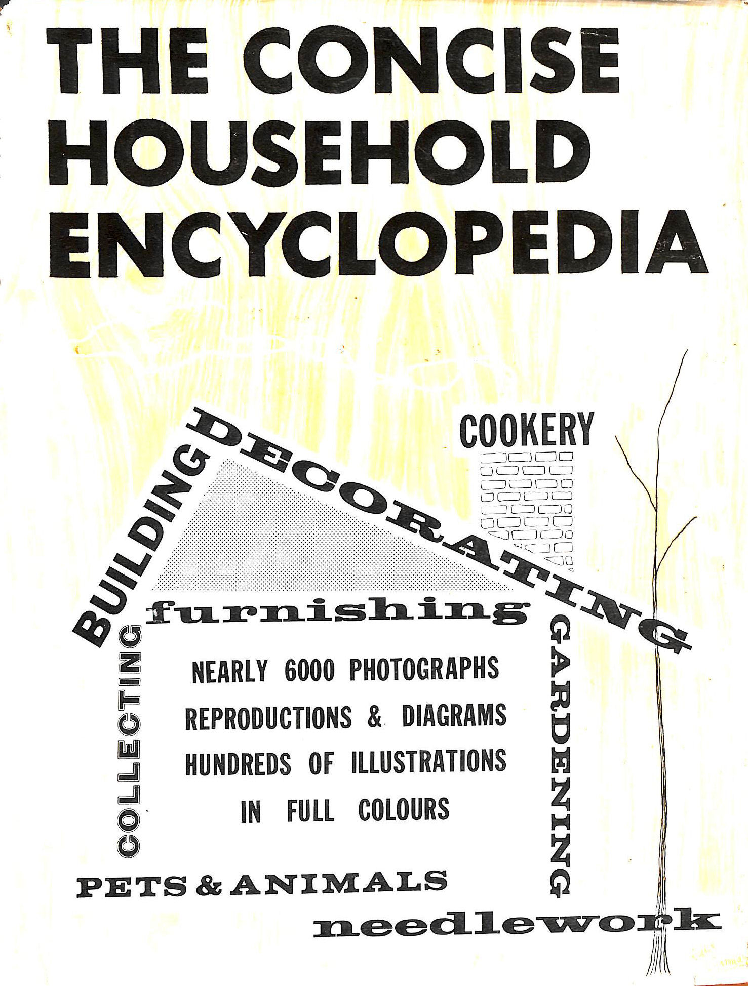 The Concise Household Encyclopedia Volume One, Various