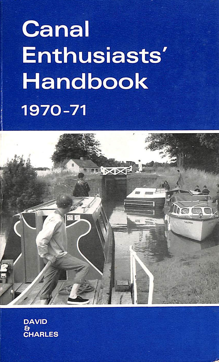 Image for Canal Enthusiasts' Handbook: No. 1
