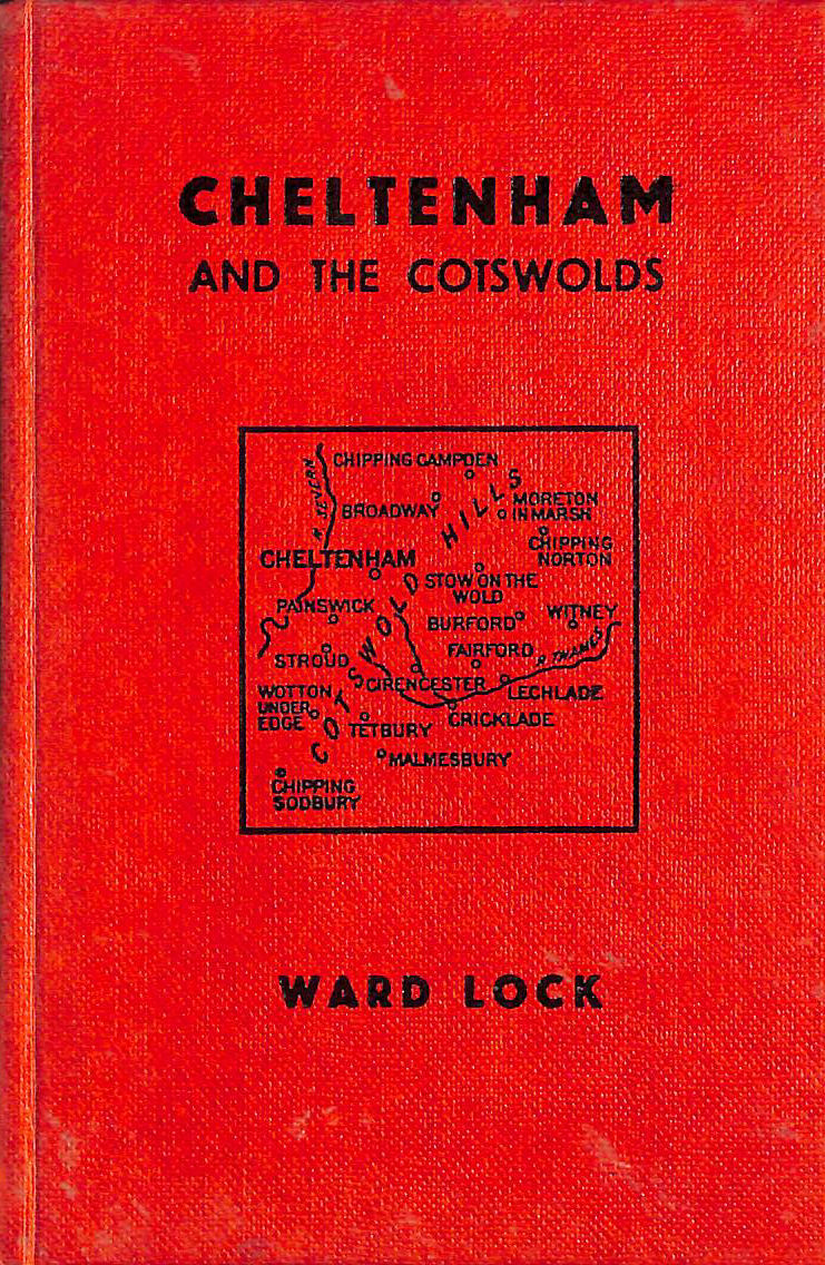 Image for Cheltenham and the Cotswolds (Ward Lock Red Guide Series)