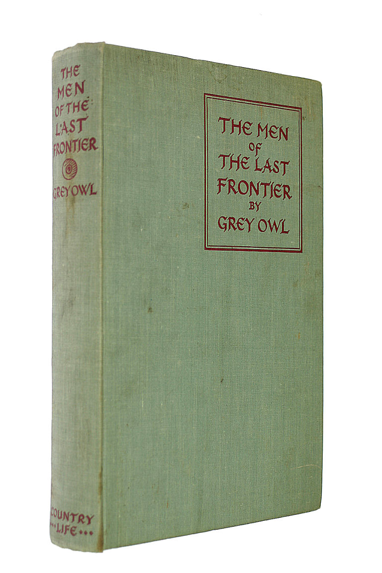 The Men of the Last Frontier, Grey Owl