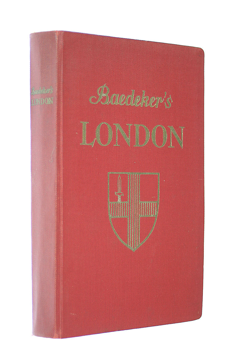 London and Its Environs, Karl Baedeker