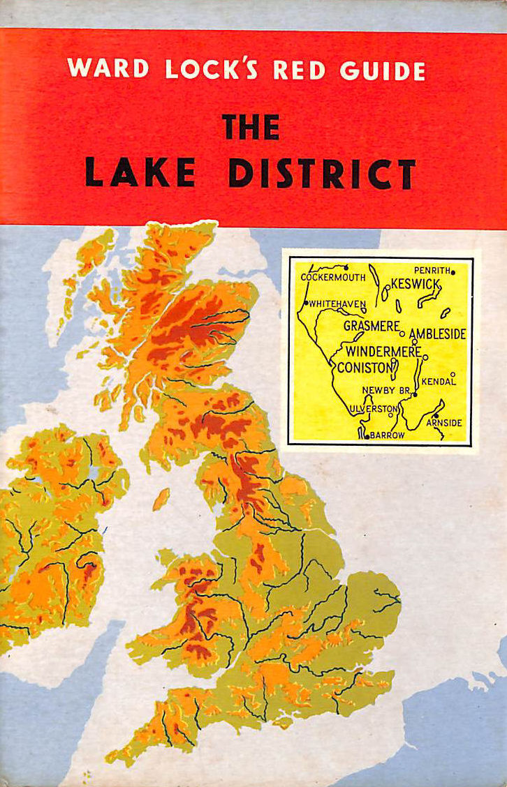 Image for Ward Lock's Red Guide: The Lake District