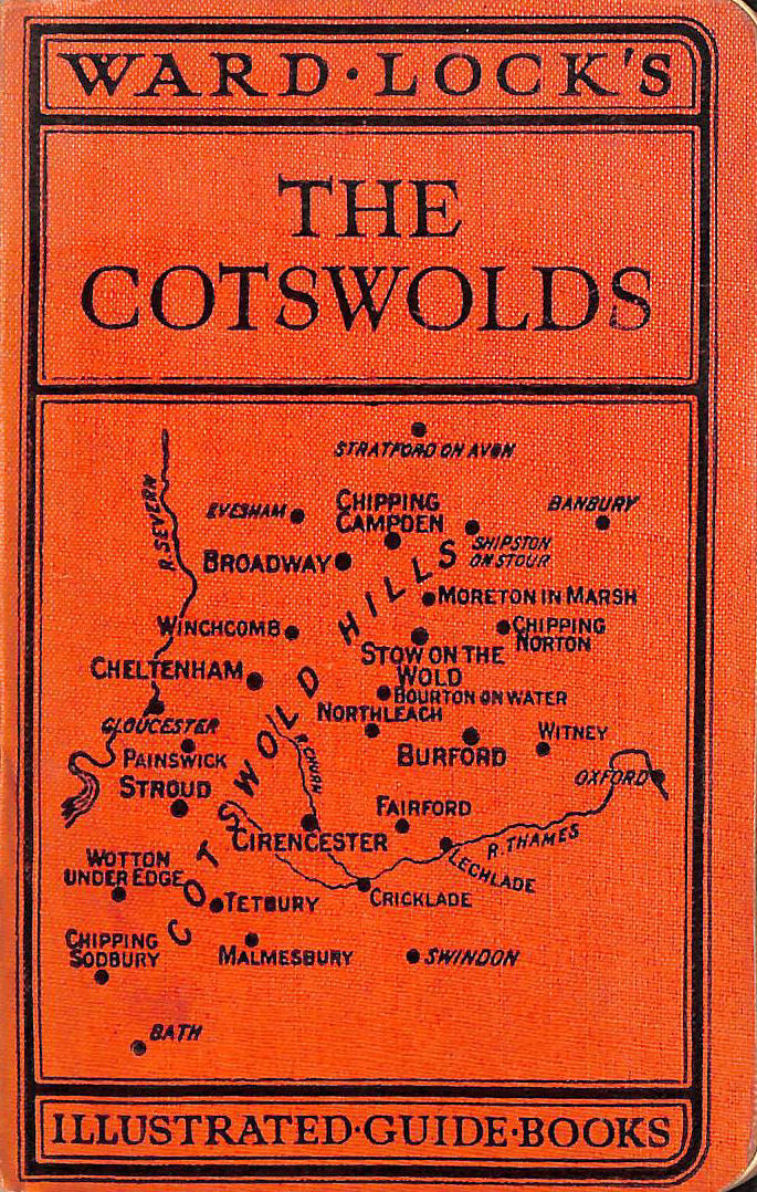 Image for Ward Lock's Guide To The Cotswolds - Red Guide