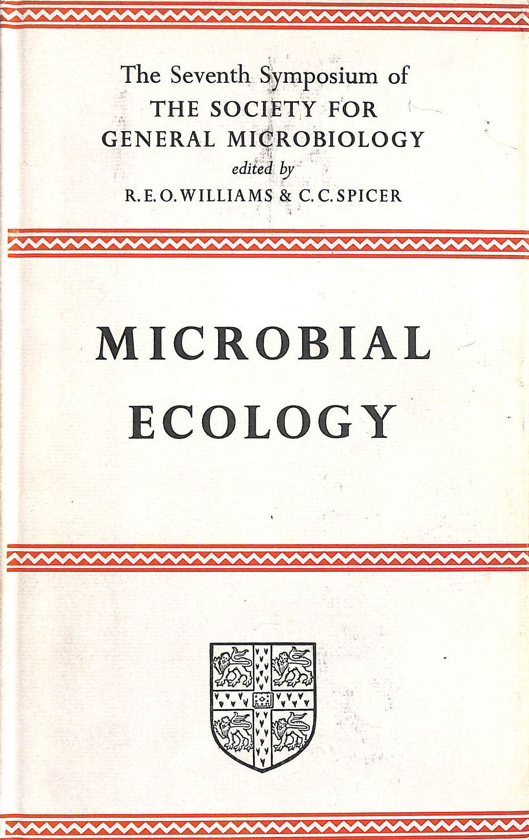 Image for Microbial Ecology