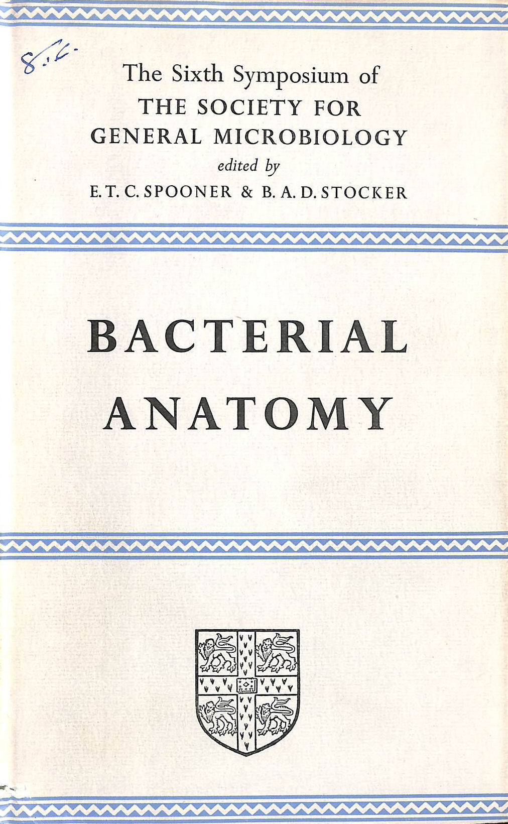 Image for Bacterial Anatomy