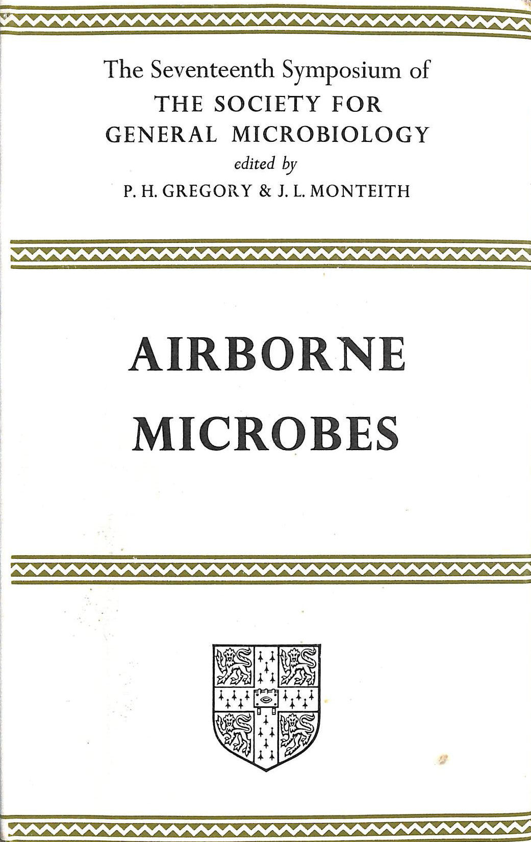 Image for Airborne Microbes
