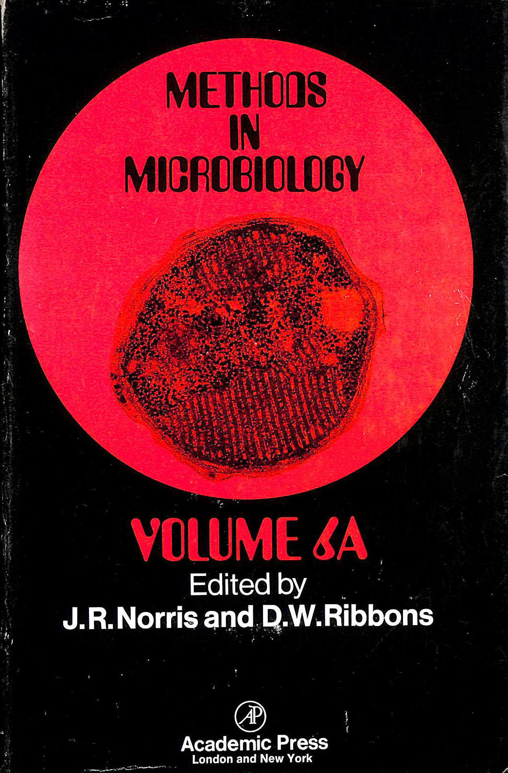 Image for Methods in Microbiology: v. 6A