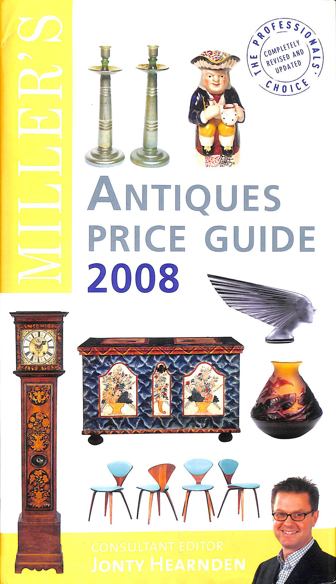 Image for Miller's Antiques Price Guide 2008