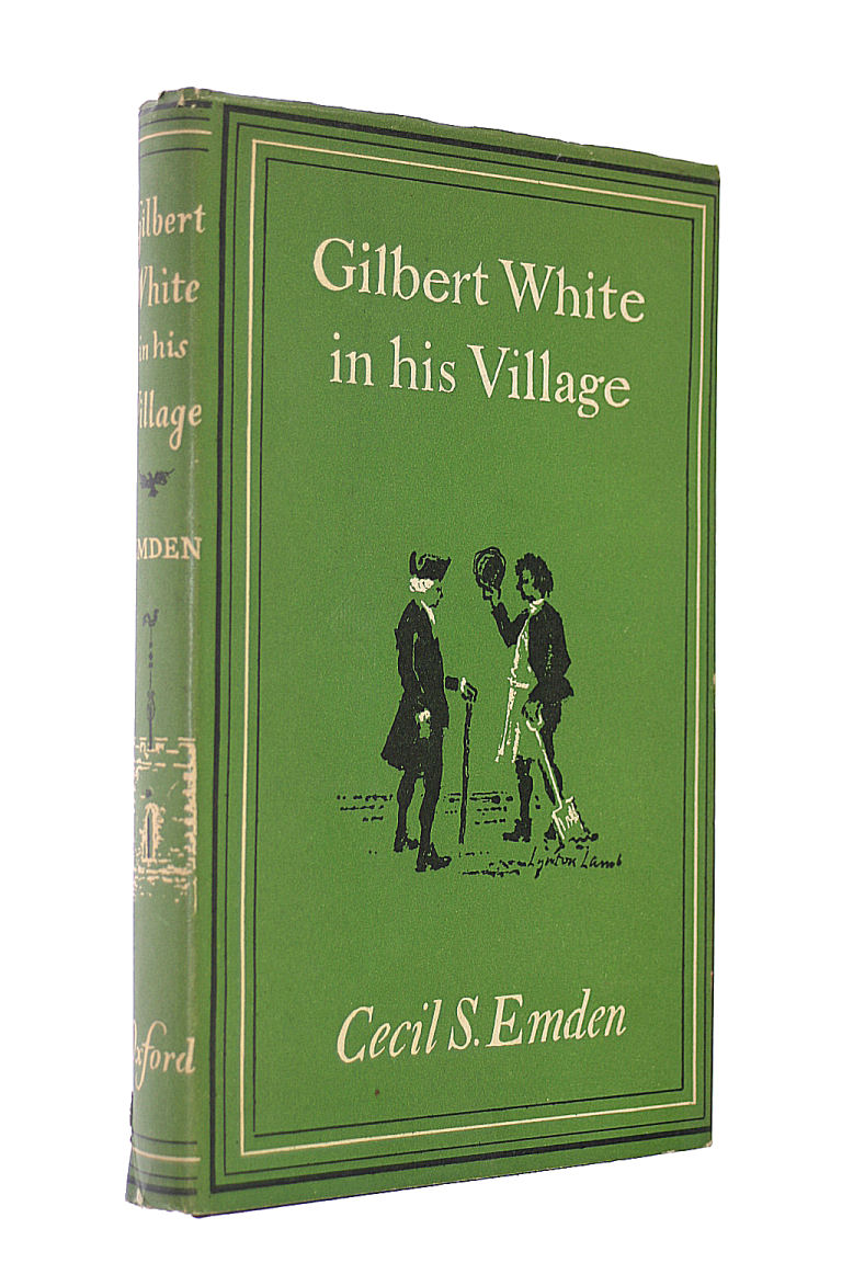 Image for Gilbert White in his village